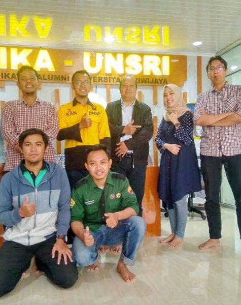 Aktifitas Uji Kompetensi SIG - LSP Geospasial Palembang